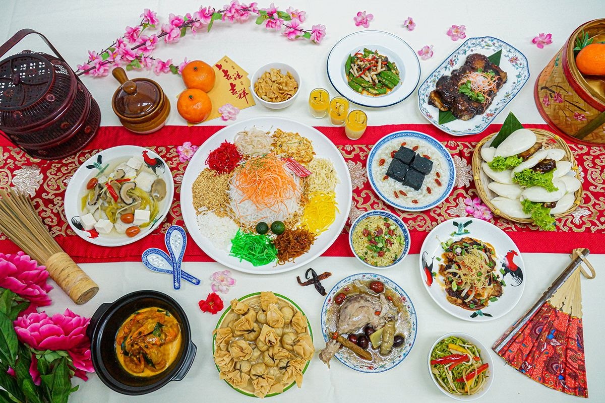 Chinese New Year Buffet How's Catering Singapore