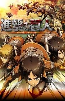 Shingeki no Kyojin's Cover Image