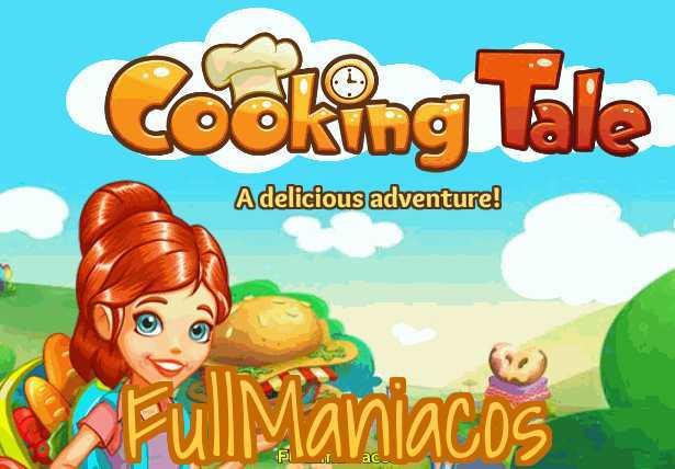 Actualizacion Cooking Tale Hack Platos Inst. + Paciencia de Clientes  + Coins