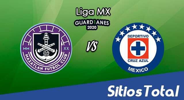 Mazatlán FC vs Cruz Azul en Vivo – Liga MX – Guardianes 2020 – Viernes 18 de Septiembre del 2020