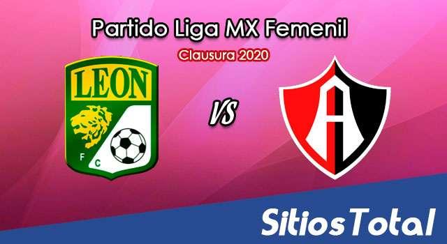 Ver León vs Atlas en Vivo – Liga MX Femenil – Guardianes – Lunes 28 de Septiembre del 2020