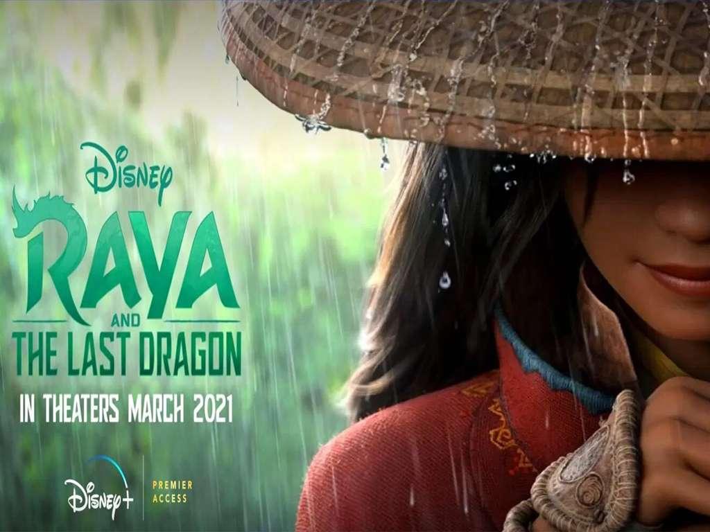 Η Ράια και ο Τελευταίος Δράκος (Raya And The Last Dragon) Poster Πόστερ Wallpaper