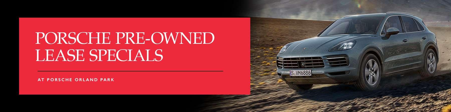Joe Rizza Porsche Used Lease Specials Chicago, IL
