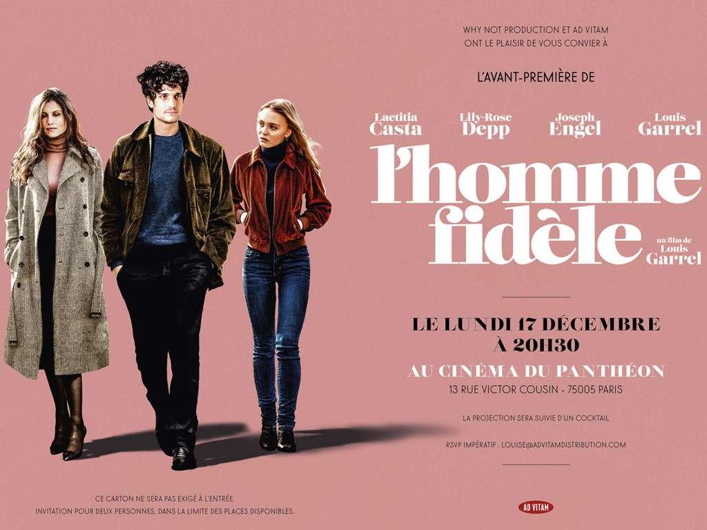 Ένας Πιστός Άντρας (L'homme fidèle / A Faithful Man) - Trailer / Τρέιλερ Movie