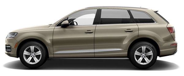 Q7 2.0T Premium SUV w/quattro Lease Deal