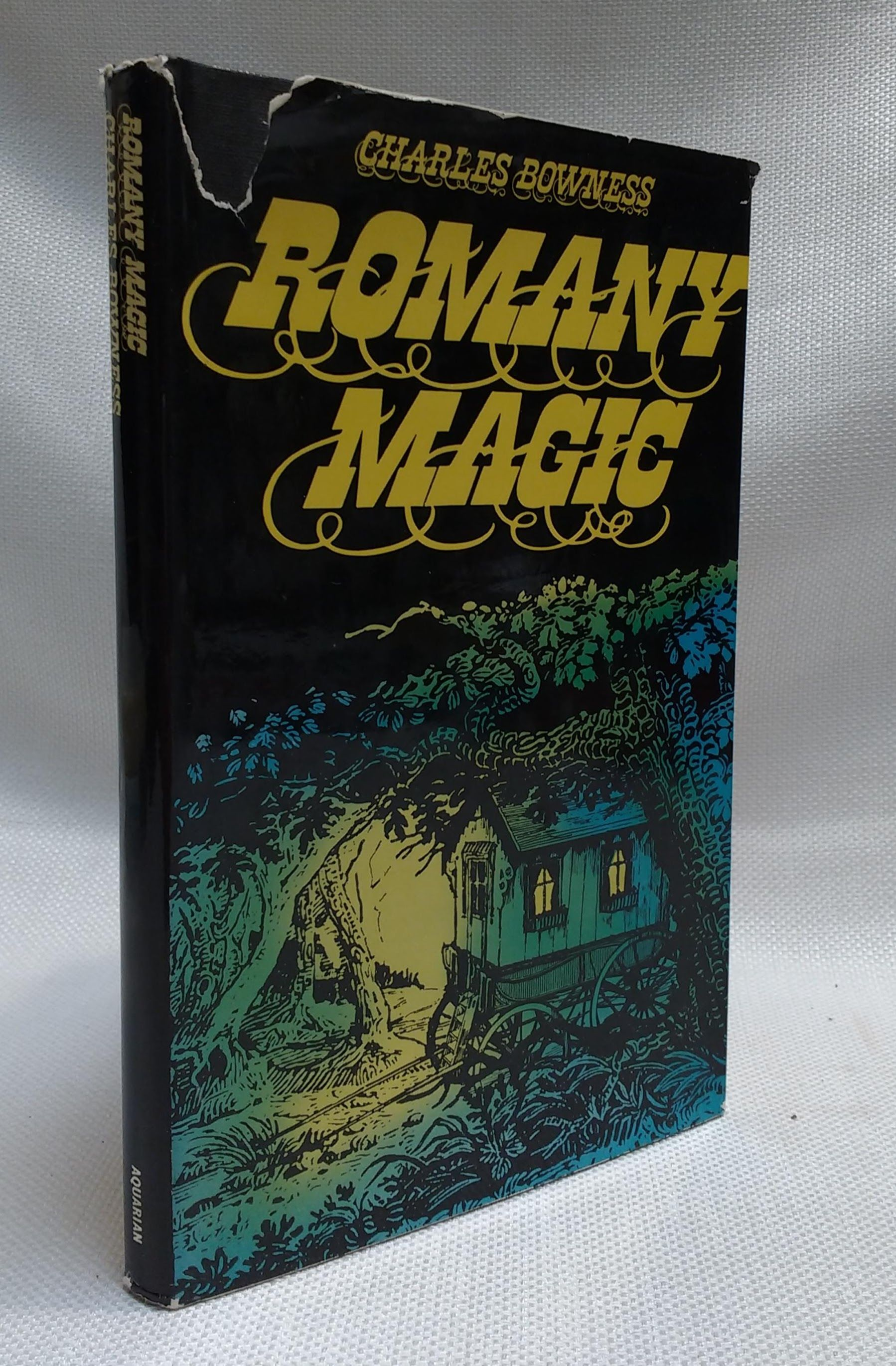 Romany Magic, Bowness, Charles