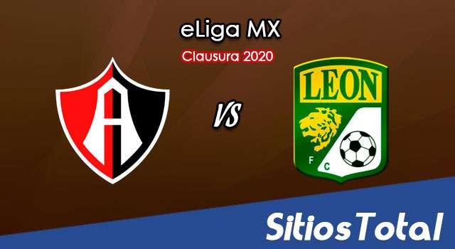 Atlas vs León en Vivo – eLiga MX – Lunes 1 de Junio del 2020