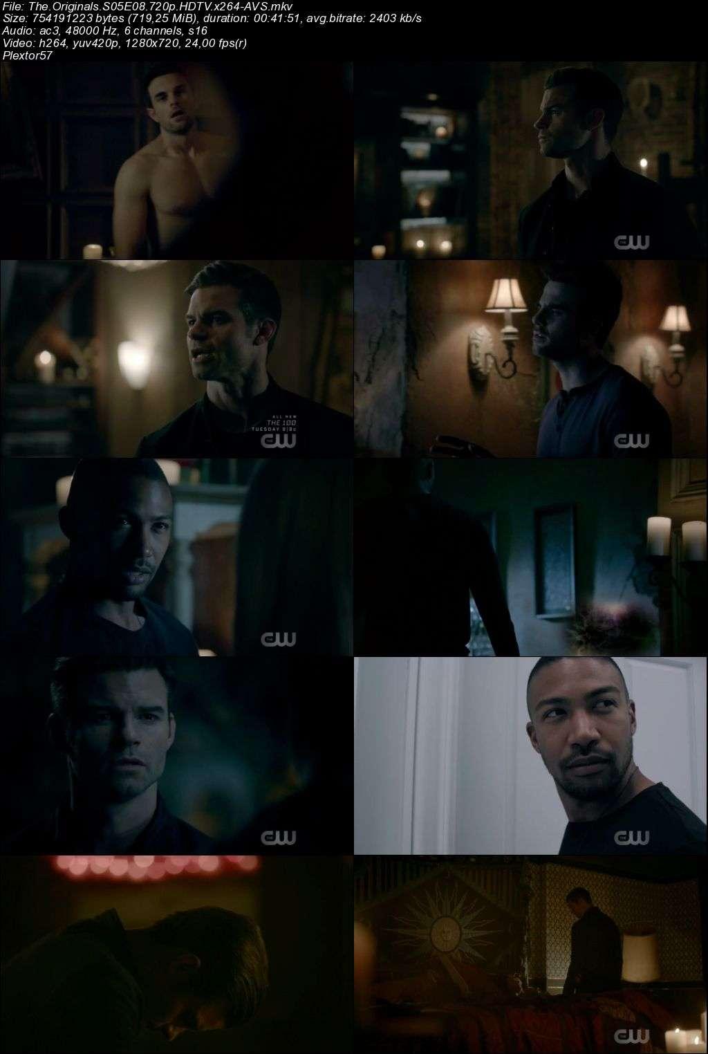 The Originals sezon 5 tum bolumler