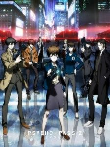 Psycho-Pass 2's Cover Image