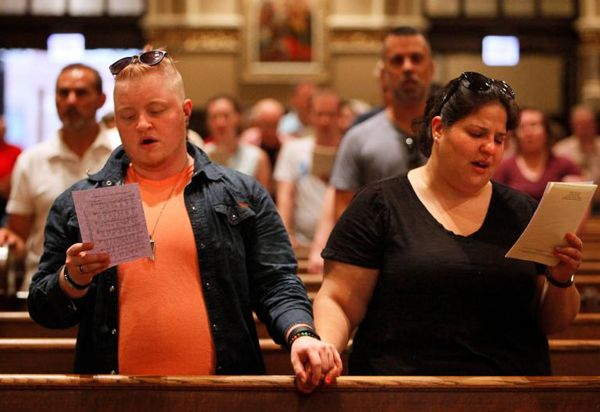Pastoral com Católicas e Católicos Homossexuais