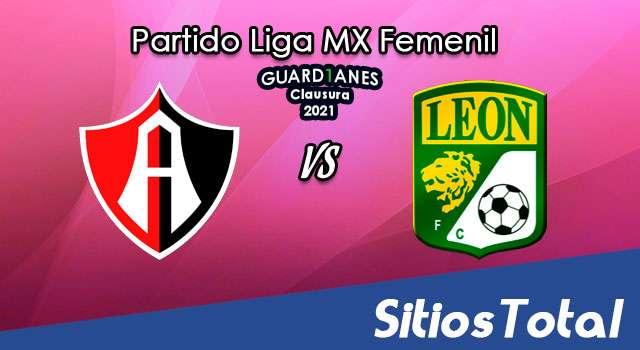 Atlas vs León en Vivo – Transmisión por TV, Fecha, Horario, MxM, Resultado – J4 de Guardianes 2021 de la Liga MX Femenil