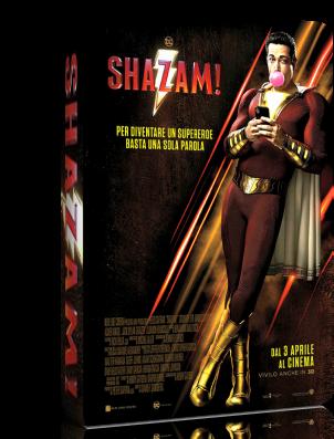 Shazam! (2019).mkv LD AC3 720p HDTS - iTA