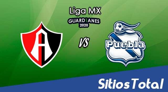 Atlas vs Puebla en Vivo – Liga MX – Guardianes 2020 – Sábado 31 de Octubre del 2020