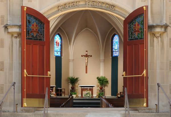 Paróquias Abertas e de Acolhimento