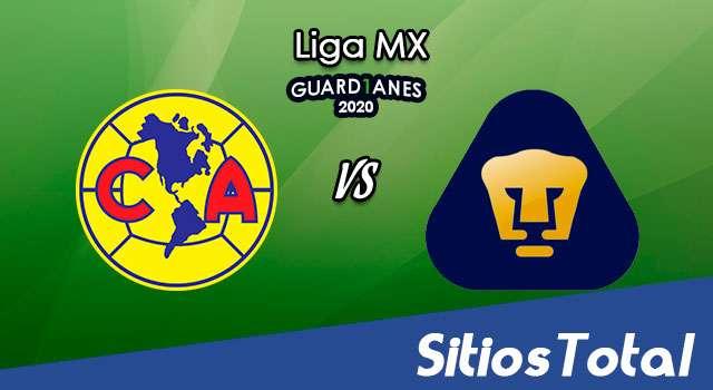 América vs Pumas en Vivo – Liga MX – Guardianes 2020 – Sábado 3 de Octubre del 2020