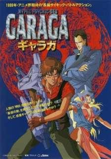 Hyper-Psychic Geo Garaga's Cover Image