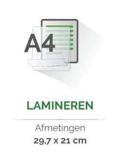 lamineren `a4