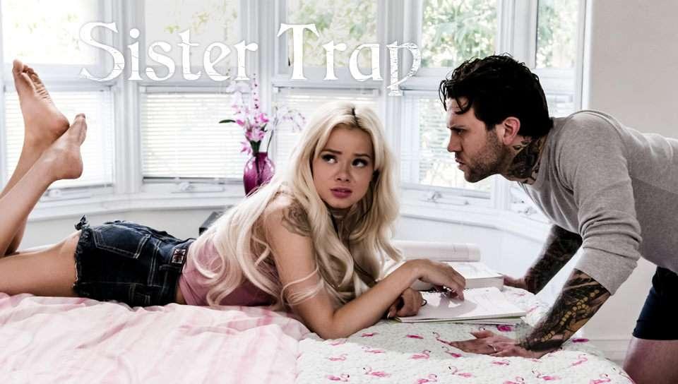 [PureTaboo.com] Elsa Jean (Sister Trap / 31.07.2018) 1080p |
