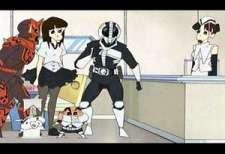 Crayon Shin-chan Manatsu no Yoru ni Ora Sanjou! Arashi wo Yobu Den-O vs. Shin-O 60-bu Special!!'s Cover Image