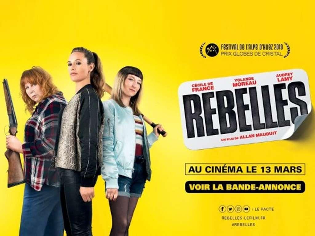 Σκότωσα το Αφεντικό μου (Rebelles / Rebels) Poster Πόστερ Wallpaper