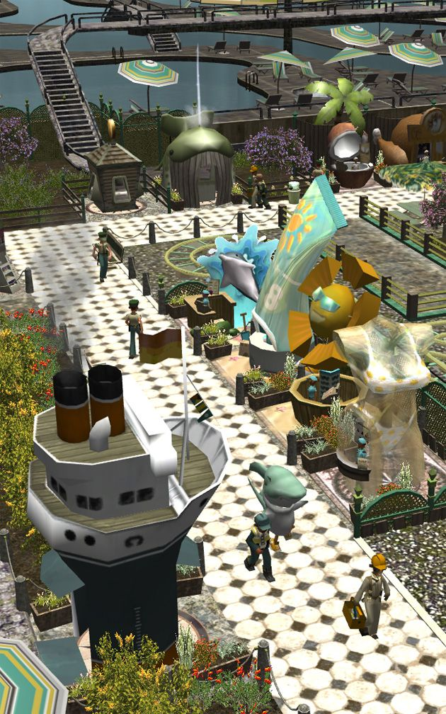 Image 21 - How To's: Maximizing Your Small Park's Real Estate