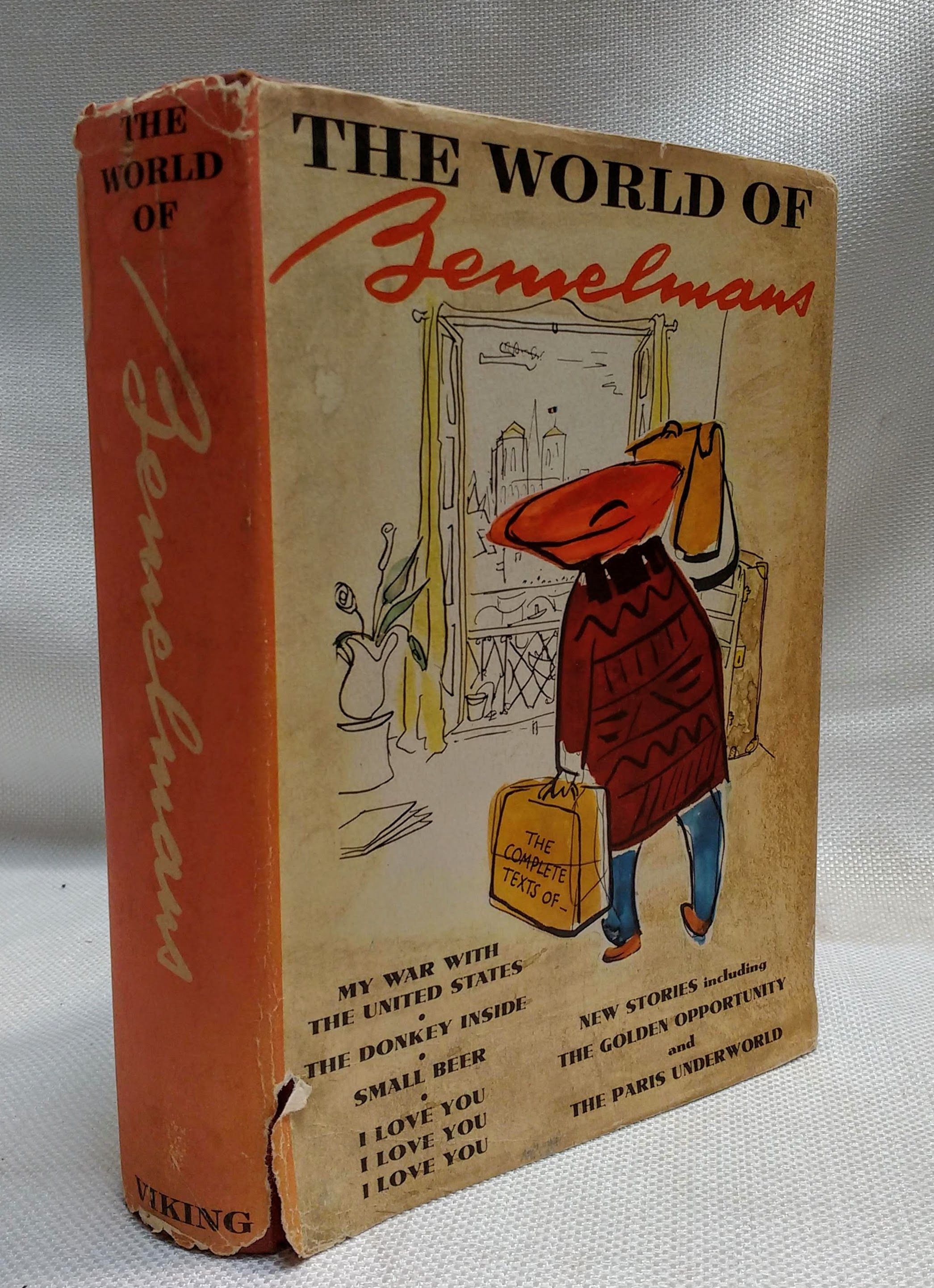 Image for The World of Bemelmans