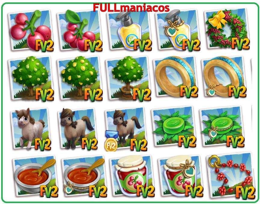 Fv2 Nuevos Items de Edicion Limitada 20-02-2017