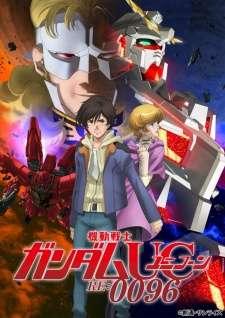 Mobile Suit Gundam Unicorn RE:0096's Cover Image
