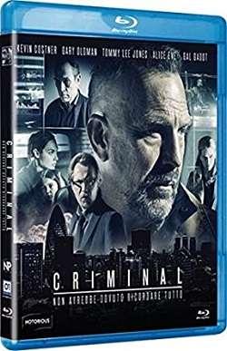 Criminal (2016) Full BluRay 1080p AVC iTA ENG DTS-HD MA Sub iTA