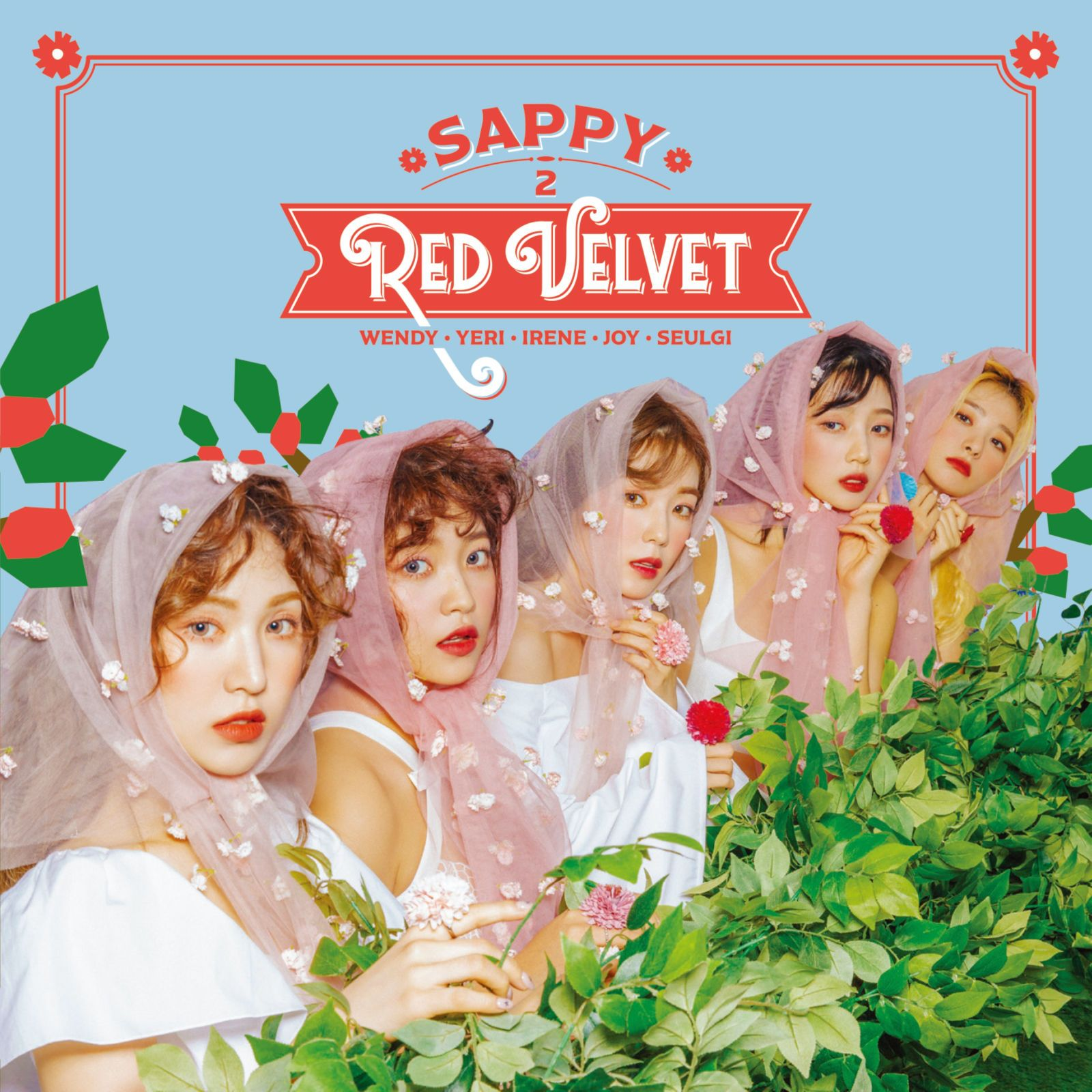 Download [EP] Red Velvet – Sappy [Japanese] (MP3 + iTunes Plus AAC M4A)