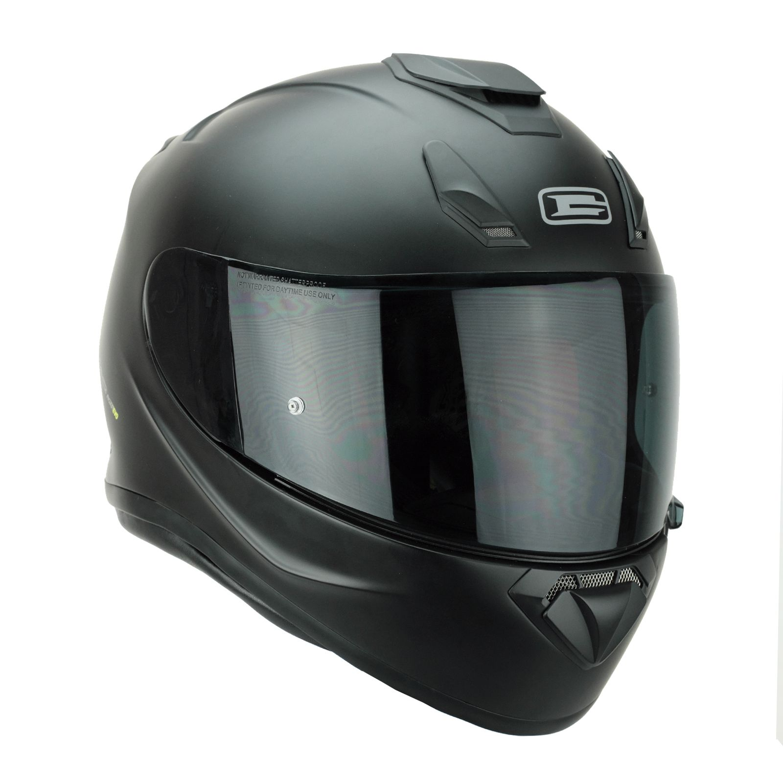 G-Mac Roar//Nitro N3100 Motorcycle Helmet Visor Clear