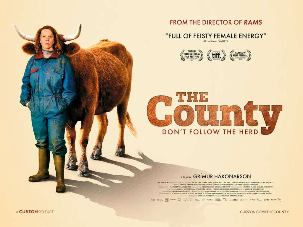 H Λευκή Επανάσταση (Mjólk / The County) - Trailer / Τρέιλερ Movie