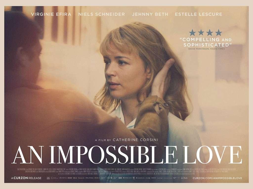Μία Αγάπη Ανέφικτη (Un Amour Impossible) Quad Poster Πόστερ