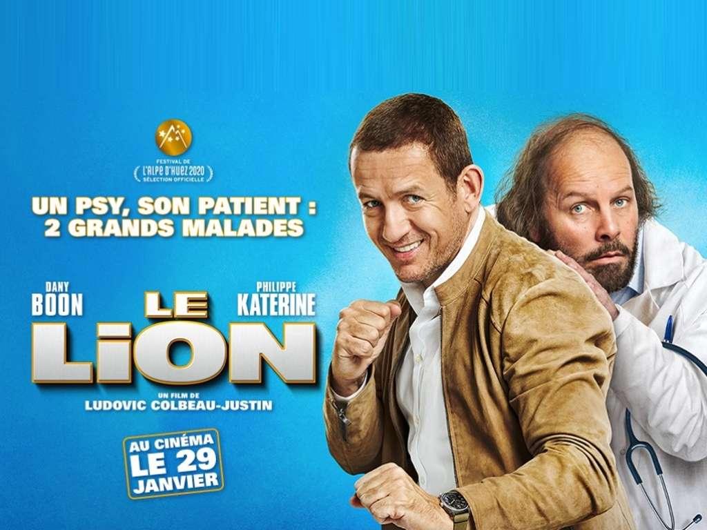 Οι Αταίριαστοι (Le Lion) Quad Poster