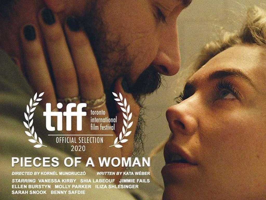 Τα Θραύσματα μιας Γυναίκας (Pieces of a Woman) Quad Poster