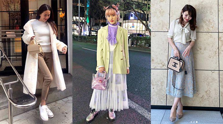 Fashion Spotting Street Style Japan