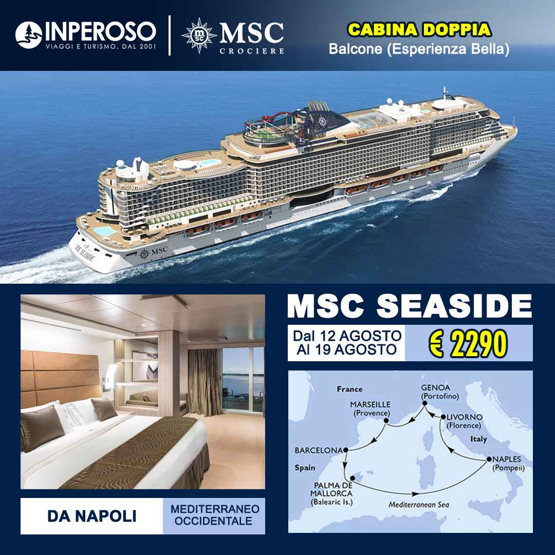 Immagine di: MSC SEASIDE