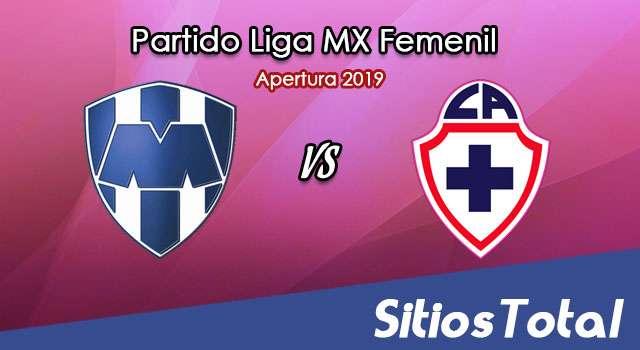 Ver Monterrey vs Cruz Azul en Vivo – Liga MX Femenil – Apertura 2019 – Sábado 19 de Octubre del 2019