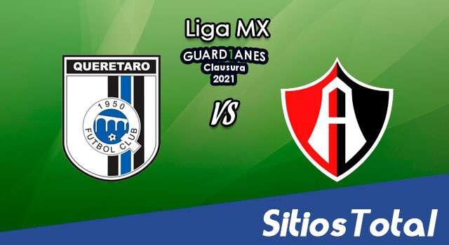 Querétaro vs Atlas en Vivo – Canal de TV, Fecha, Horario, MxM, Resultado – J2 de Guardianes 2021 de la Liga MX