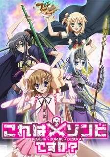 Kore wa Zombie Desu ka?'s Cover Image