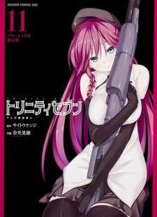 Trinity Seven OVA's Cover Image