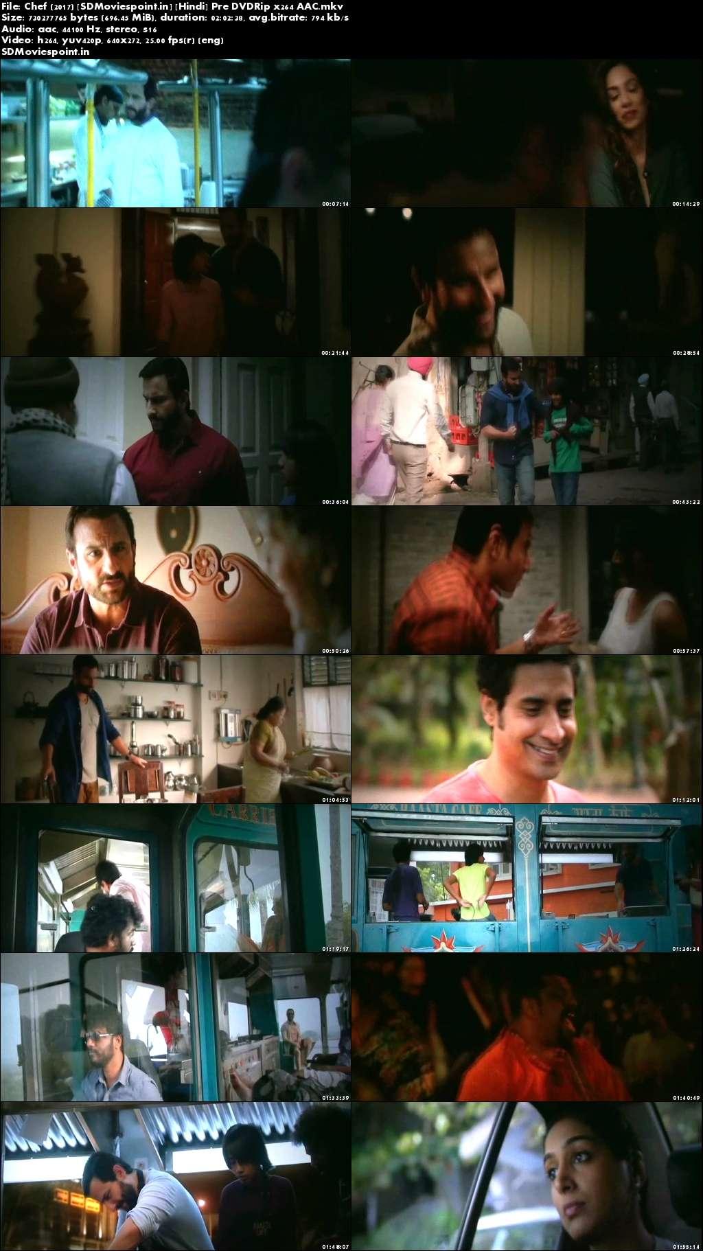 Screen Shots Chef 2017 Full HD Movie Download Free Hindi 720p