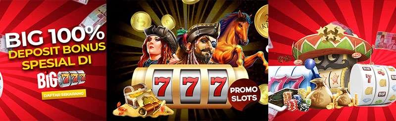 Bermain game slot online jackpot terbesar