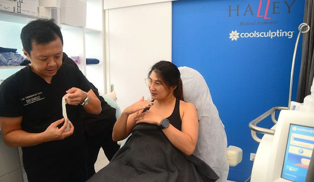 Halley Body Clinic CoolSculpting Review