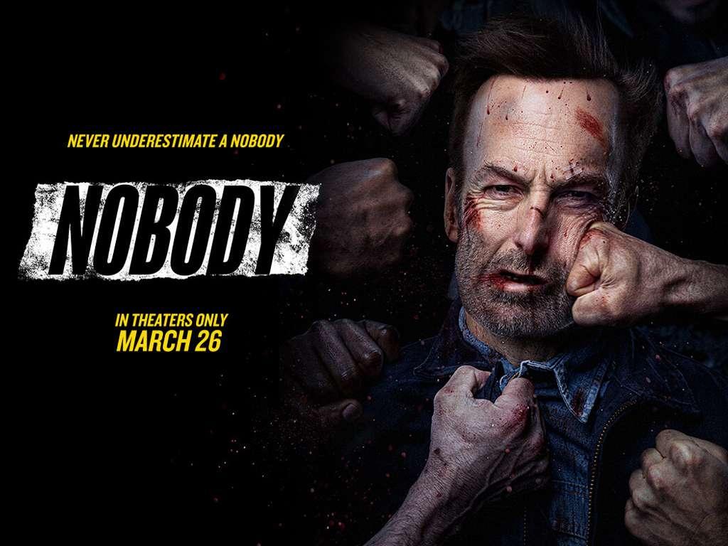 Κανένας (Nobody) Quad Poster