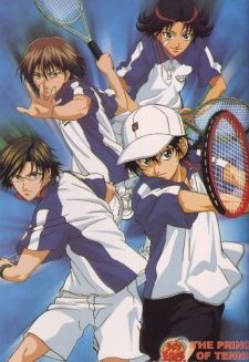 Prince of Tennis's Cover Image