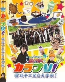 Bleach Colorful!: Gotei Juusan Yatai Daisakusen!'s Cover Image
