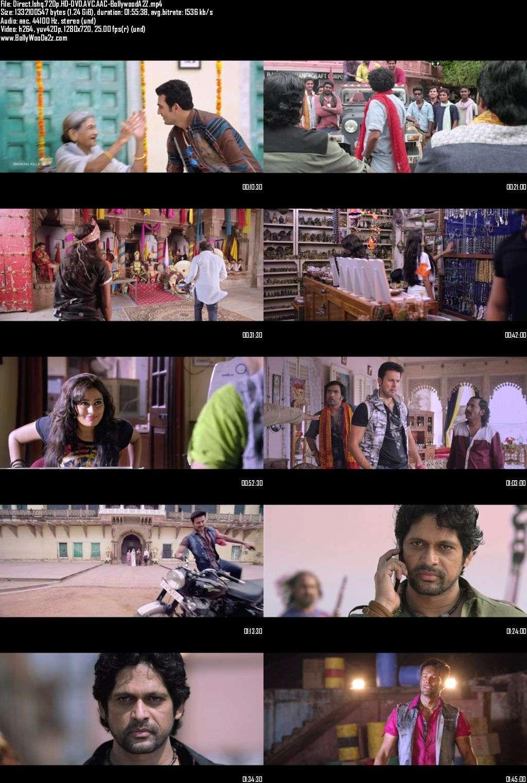 Direct Ishq (2016) 720p - HD-DVDRip - AVC - AAC-Bollywooda2z