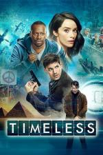 タイムレス シーズン1(全16話)/Timeless Season1