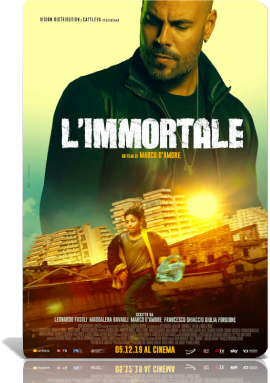 L'Immortale (2019).avi MD AC3 HDTS - iTA